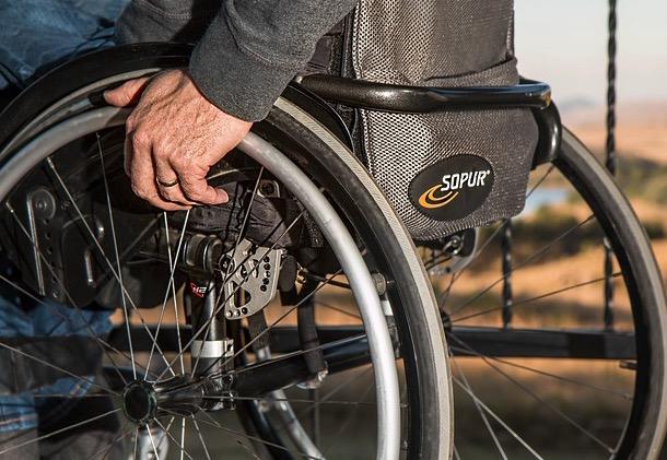 ДТП, инвалиды-колясочники