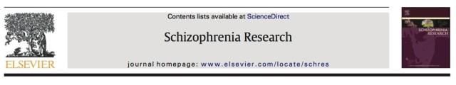 Kraeuter A. K. et al. Ketogenic diet reverses behavioral abnormalities in an acute NMDA receptor hypofunction model of schizophrenia //Schizophrenia research. – 2015.