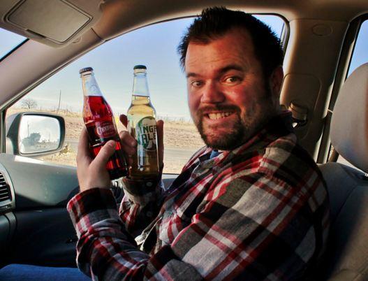 Сладкие напитки могут увеличить количество висцерального жира