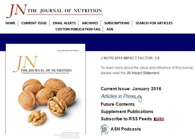 ГМО, омега-3, The Journal of Nutrition,