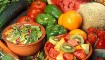 овощи, фрукты, сердечно-сосудистые заболевания
