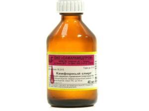Препараты для местного применения