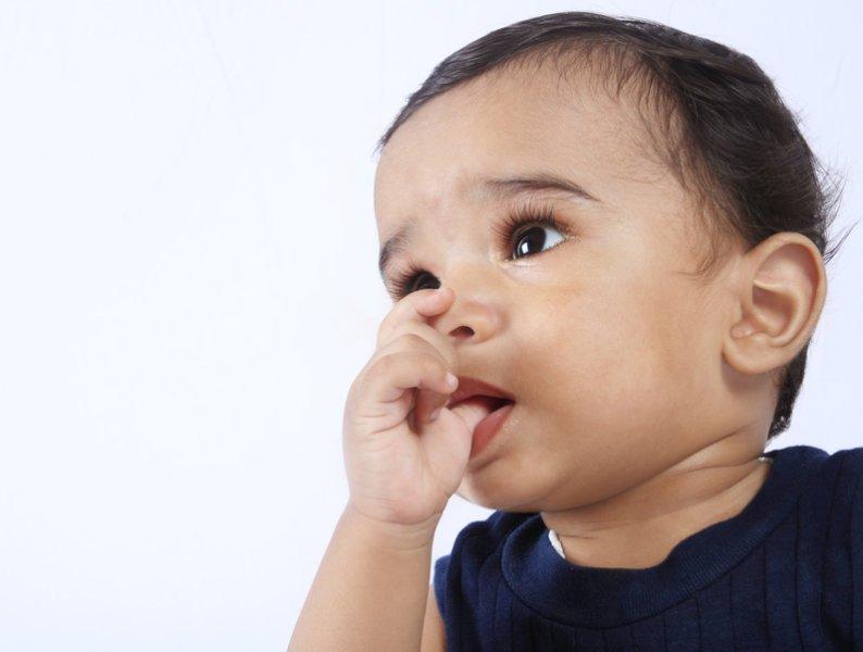 аллергия, Pediatrics