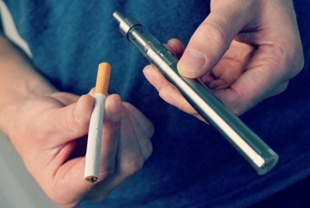 электронные сигареты, Nicotine & Tobacco Research
