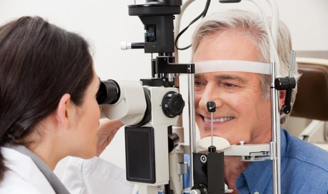 Нарушение зрения при рассеянном склерозе