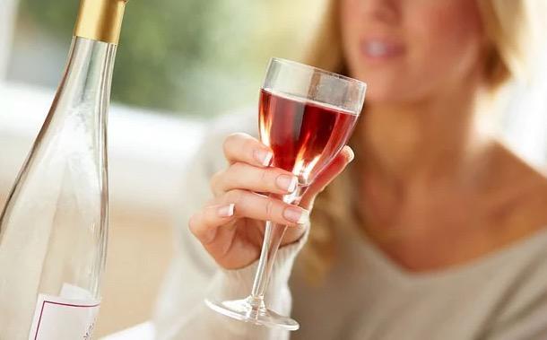 женщина, алкоголизм