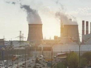 Загрязнение воздуха, артериальное давление,