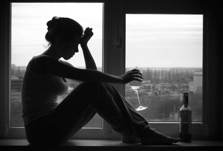 Биполярное расстройство, алкоголизм