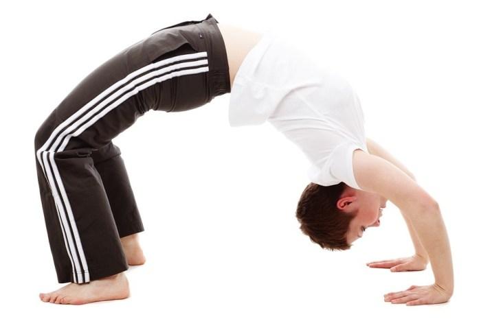 Артроз, йога, боль в спине