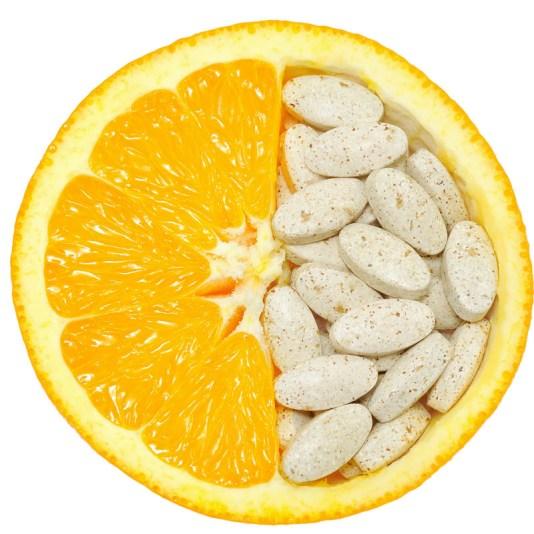витамин С, рак