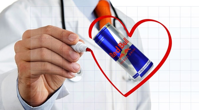 энергетические напитки, заболевания сердца