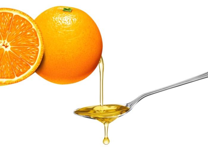 Апельсиновое эфирное масло