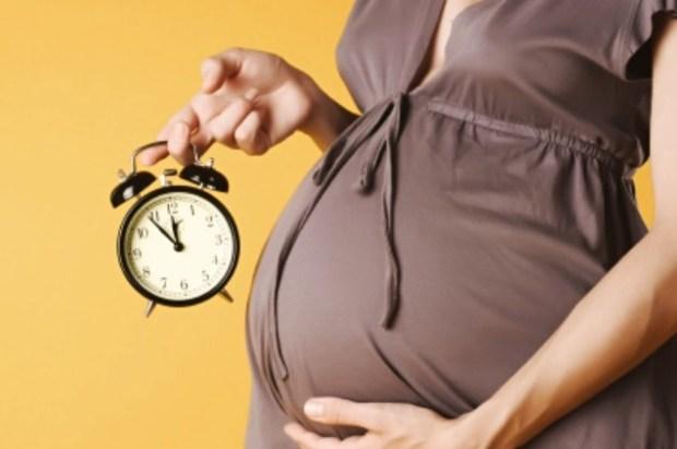 поздняя беременность, риск