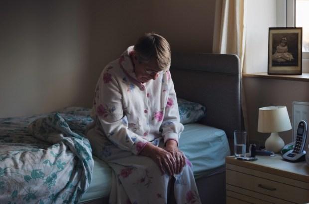 хроническая боль, пожилые люди, деменция