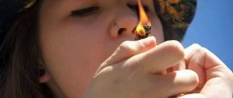 депрессия, марихуана, подростки