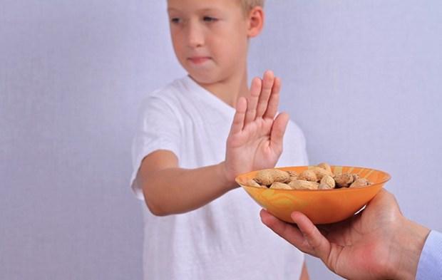 пищевая аллергия, тревожность