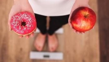 диета, перерыв, снижение веса