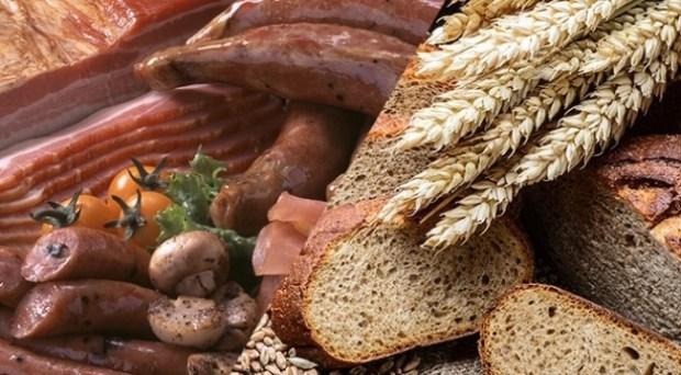 Цельные зерна, колоректальный рак