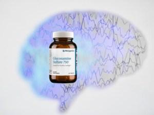 пищевая добавка, эпилепсия, глюкозамин