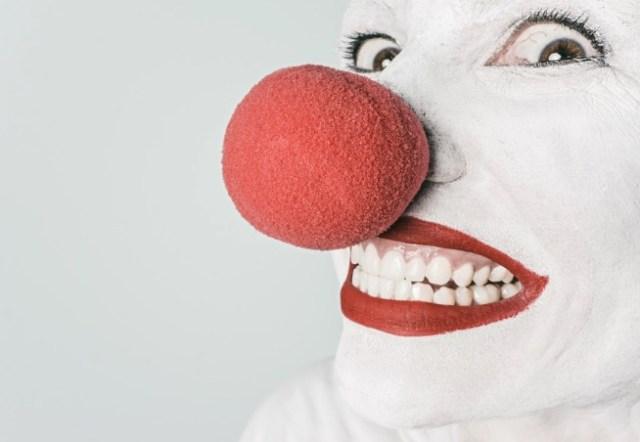 красный нос