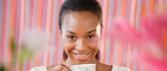 черный чай, потеря веса, кишечные бактерии