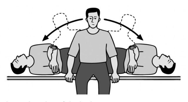 Упражнения от головокружения