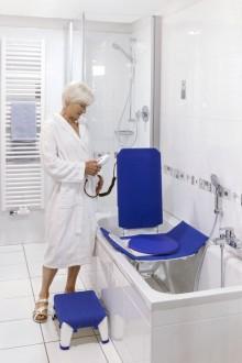 securisation de la salle de bain