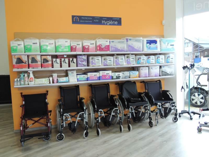 magasin location vente matériel médical