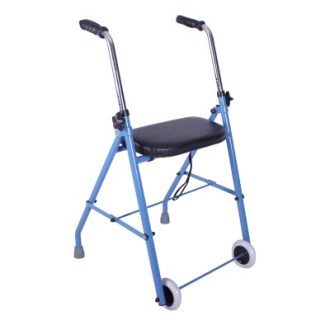 rollator a 2 roues