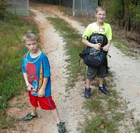 Sabrina 2 autistic boys Aug 10