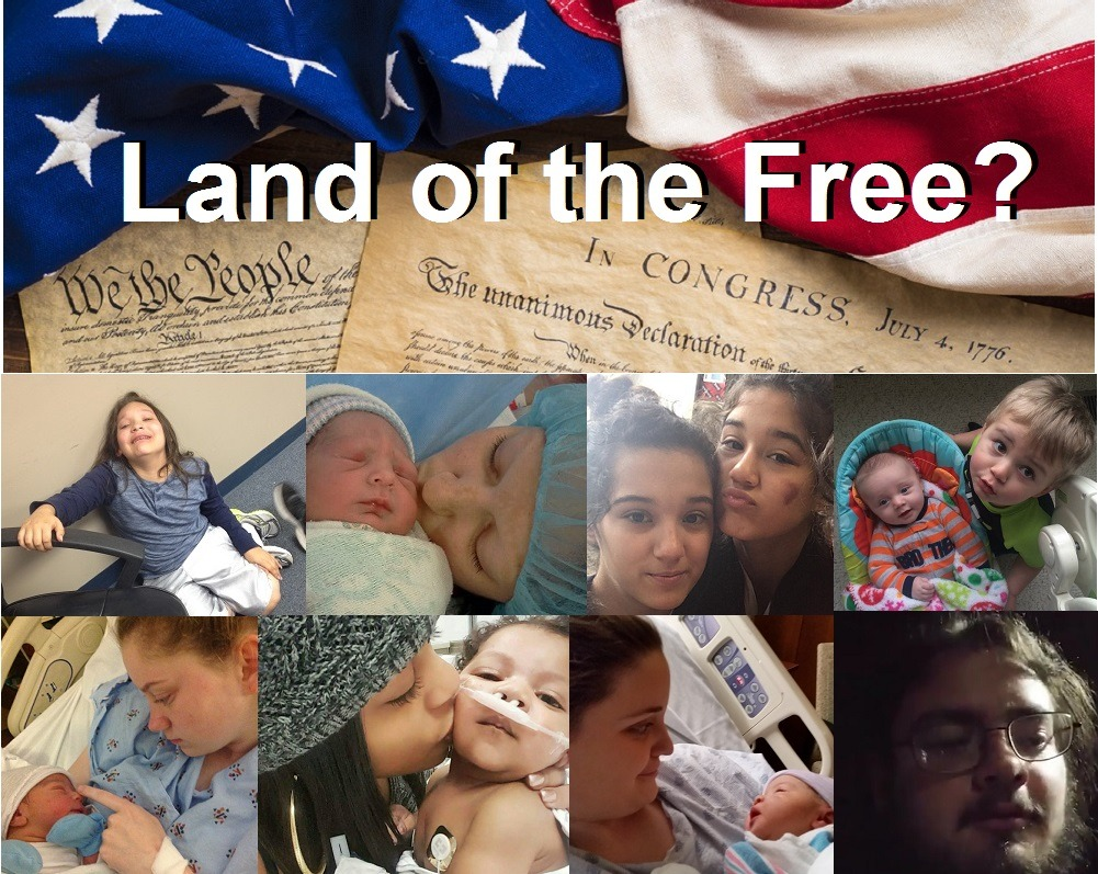 America-Land-of-the-free-