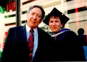 Seigel Marvin and Lisa Siegel Belanger_Graduation_via_Lisa cropped