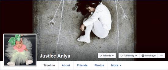 Aniya FB page