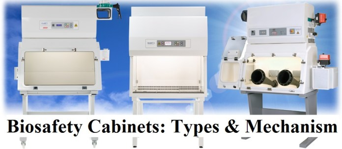 Biosafety Cabinets: Types & Mechanism