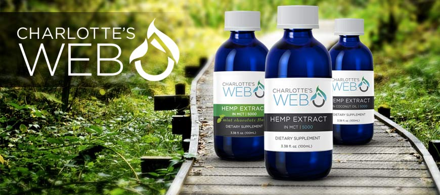 Charlotte's Web CBD Oil Goes on Sale in the UK