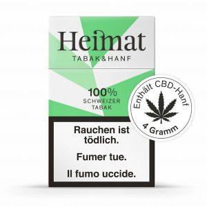 Dutch cigarettes with CBD