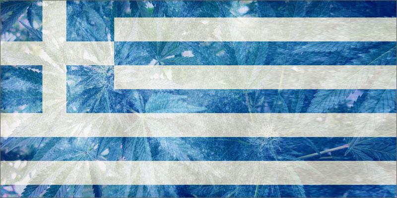 Greece legalises Medical cannabis