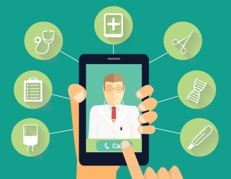 Technology linking patients to doctors