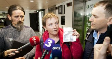 Irish Medical cannabis Campaigners Vera Twomey epilepsy daughter