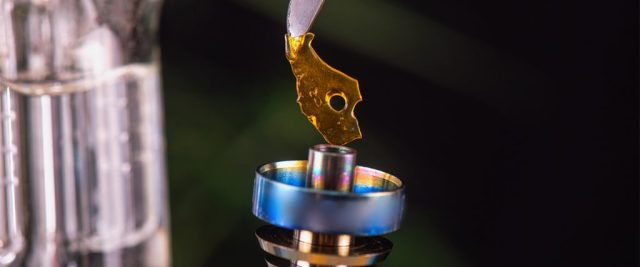 can you dab hash