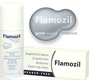 Flamozil - Vindecă orice tip de rană