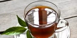 black tea increase bone density
