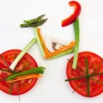 food bicycle image