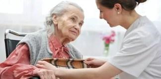 nursing home residents