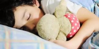 sleep timing