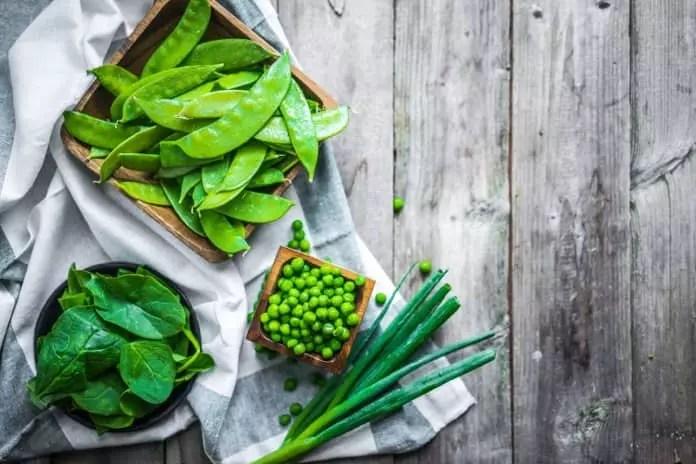 health benefits of vegetables