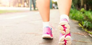 health benefits of fast walking