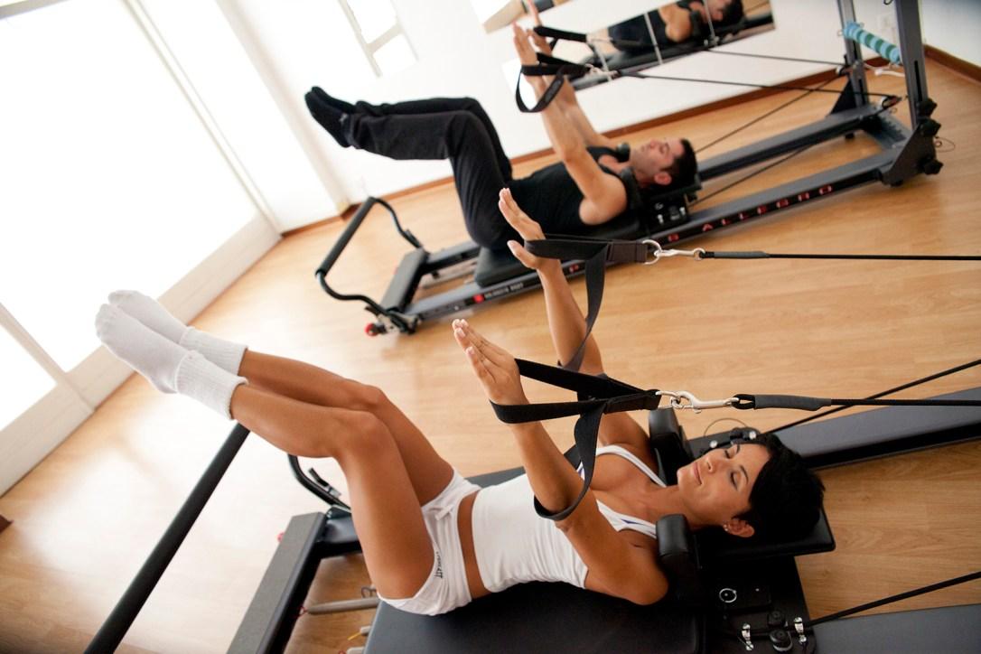 Pilates grandi attrezzi