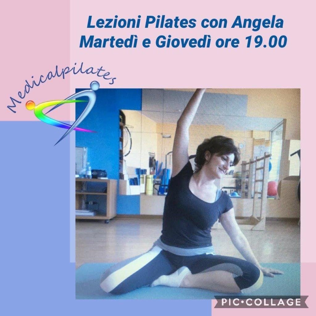 Pilates con Angela