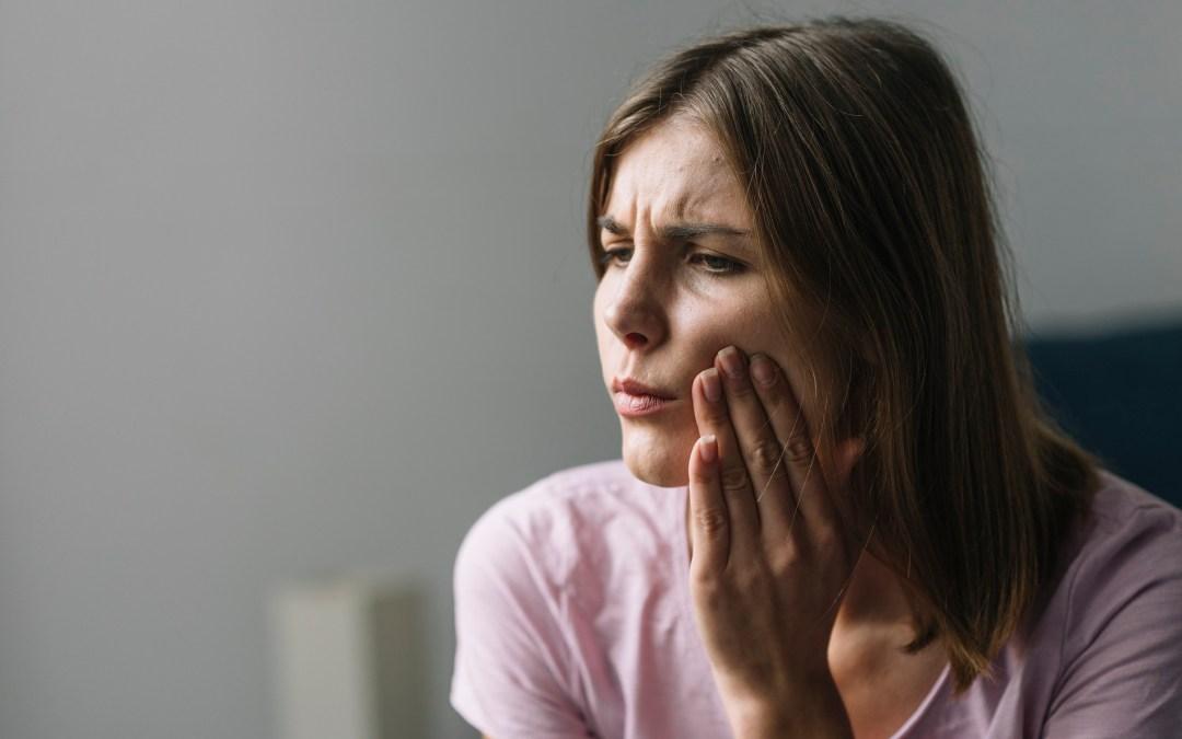 Problemas de la articulación temporomandibular